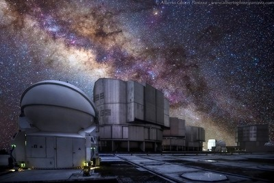 Paranal ESO Observatory