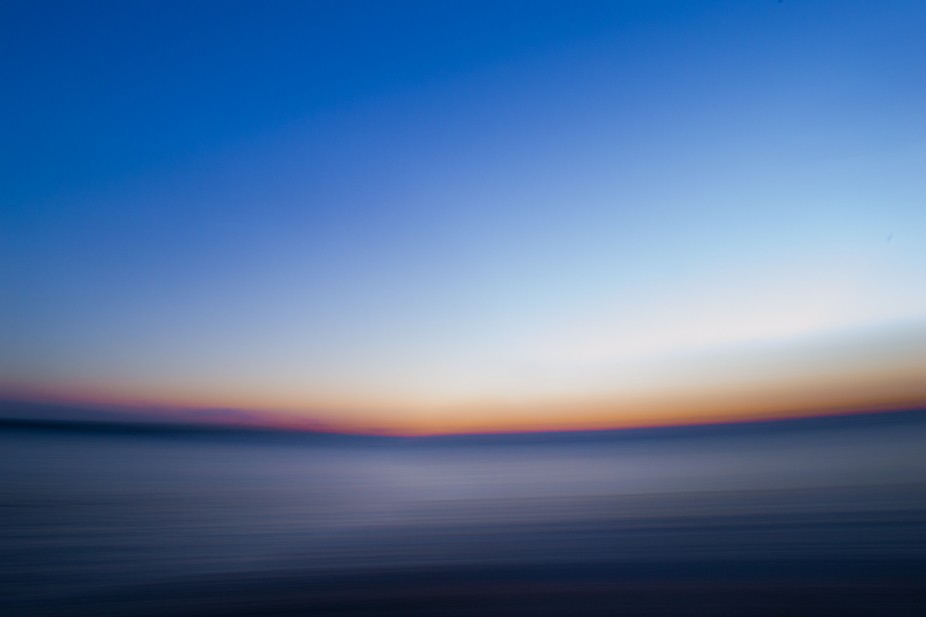 Long exposures and motion at sunset on Mingo Beach in Beverly, MA.