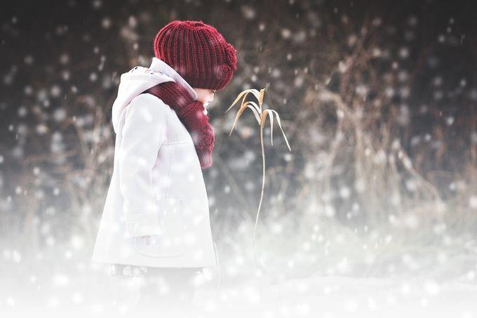 ..winter by kristinazvinakeviciute - Children In Nature Photo Contest