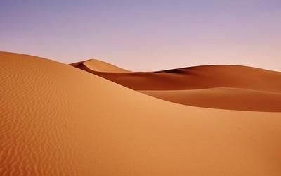 Dunes of Persia