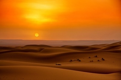 Moroccan Sunrise