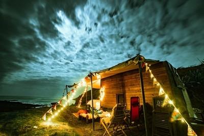 Bosca Beatha, moonlight and clouds