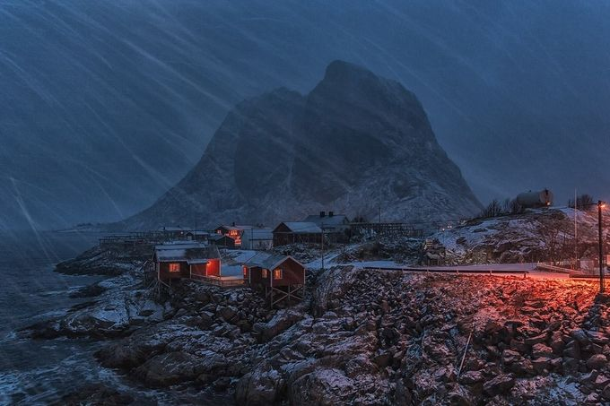 Hamnøy  by widarolsen - Rugged Landscapes Photo Contest