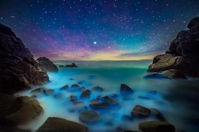 Psychedelic Sea