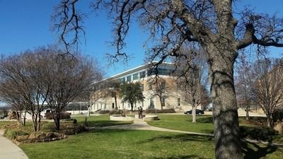 UNT Campus