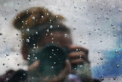 Jus a Selfie in the Rain...