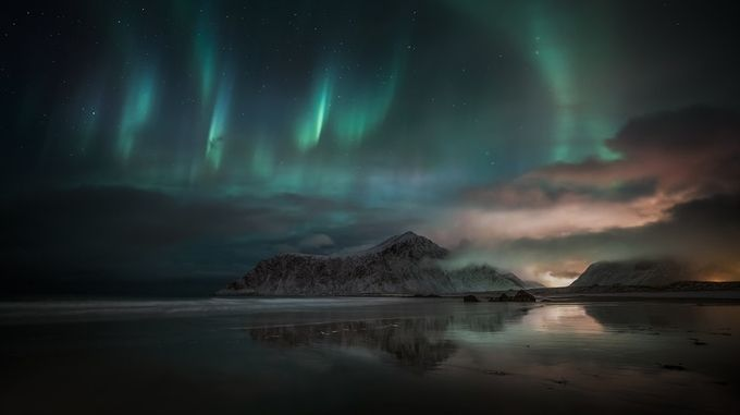 Northern Lights by swqaz - Night Wonders Photo Contest