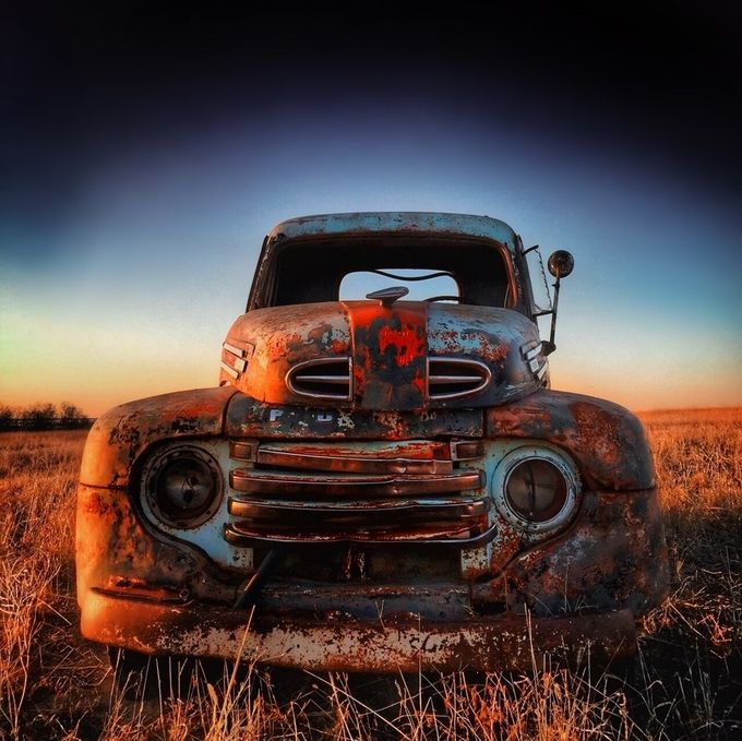 Broken by knoxphoto - Trucks Photo Contest