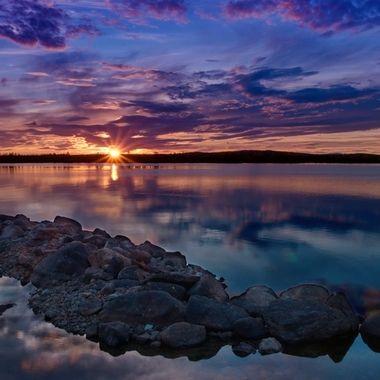 Muddus Lake