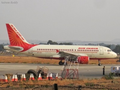 Air India's Baby Bus