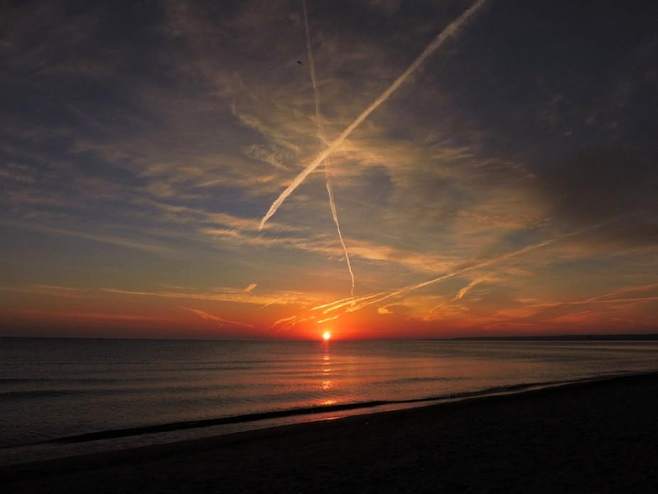 Early Rise Lake Ontario