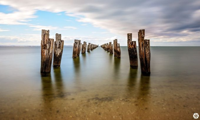 Clifton Springs Pier by wadebuchan - Long Exposure In Nature Photo Contest