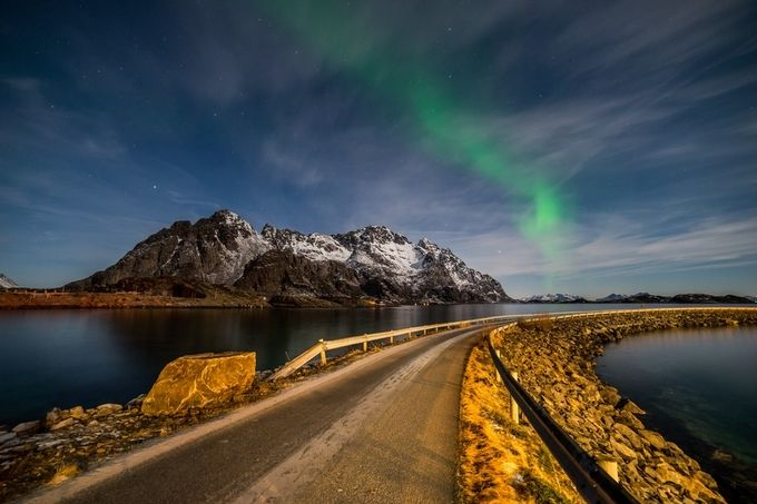 The way to the north by RalfvonSamson - Roads Photo Contest