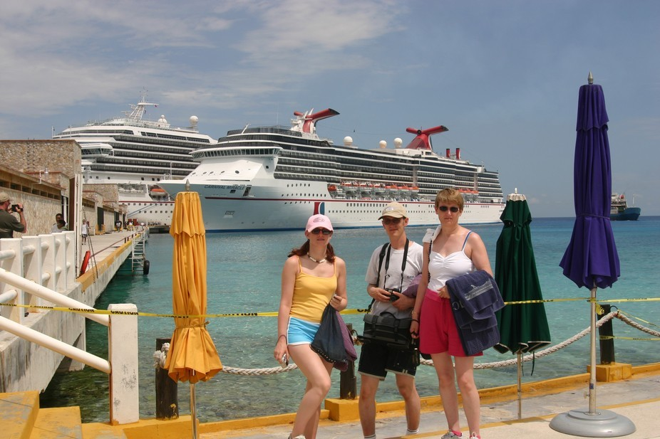 Carnival Miracle (Cozumel)