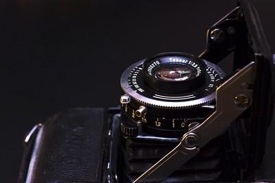 Grandfather's camera
