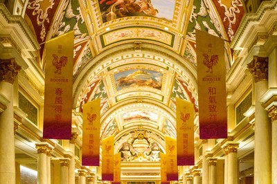 The Venetian-Welcomes Chinese New Year