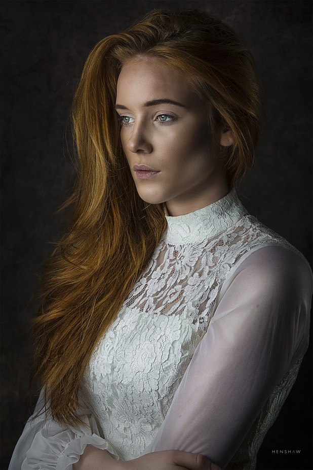 Ella by HENSHAW_photography - Red Hair Photo Contest