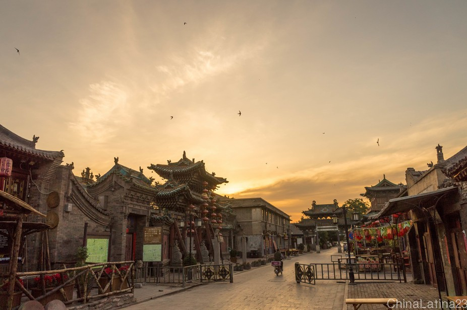 A little background on this photo, I won a trip to Shanxi, China and you won't believe h...
