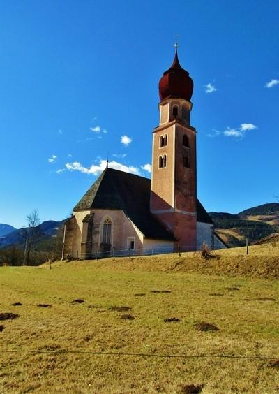 Chiesa di San Oswaldo - Trentino Alto-Adige, Italy