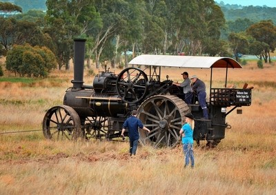 Steam Traction Show, Scoresby - Victoria