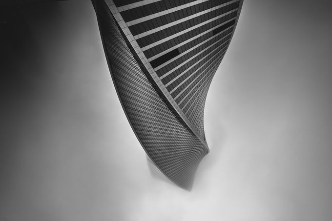 The Drill by IvanMuraenko - Tall Structures Photo Contest