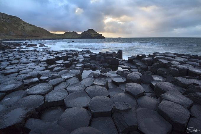 The Giant's Causeway by mynameisdodge - My Best Shot Photo Contest Vol 2