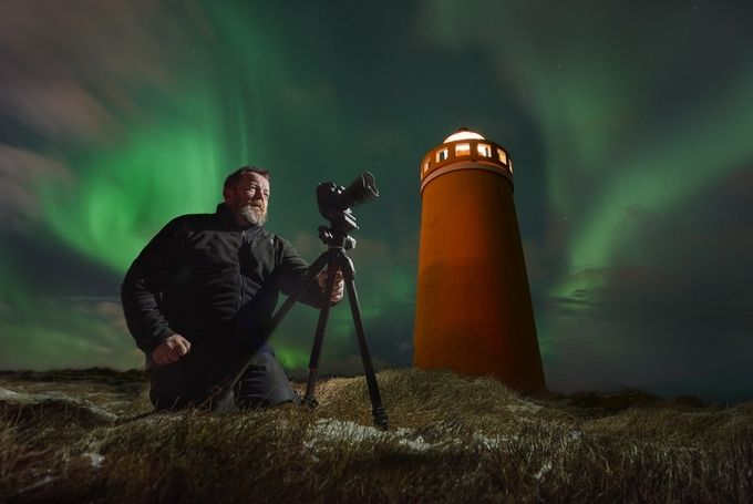 Mark_Northern_Lights by gilesrrocholl - People At Work Photo Contest