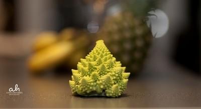 broccoli and fruit...