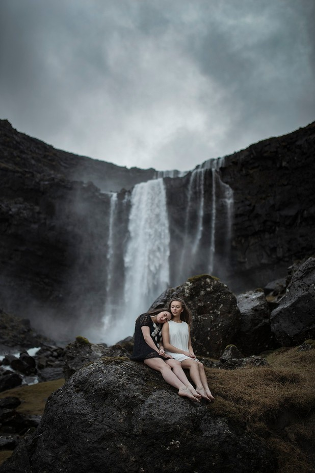 Annika & Elsa by lydiahansen - Mysterious Shots Photo Contest