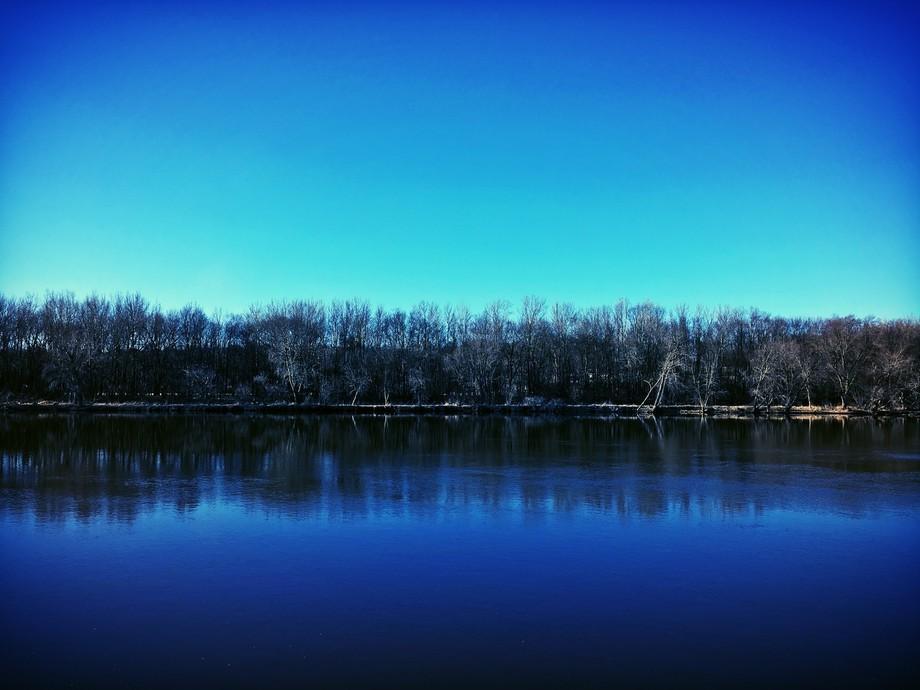 Dixon, Illinois - Rock River, iPhone Camera
