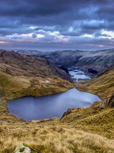 Mardale Water to Haweswater