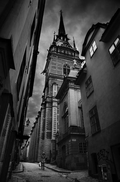 Stockholm's majesty