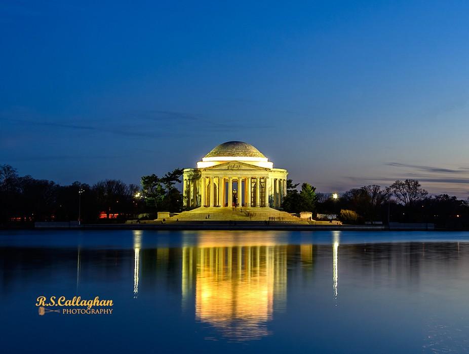 Jefferson Memorial, Washington D C
