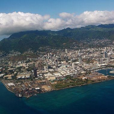 Honolulu in 2007.