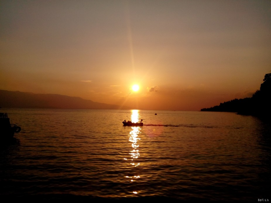 Not only in Bali, Indonesia has Parapat to be a nice journey too.