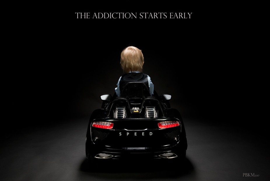 """The Addiction Starts Early"""