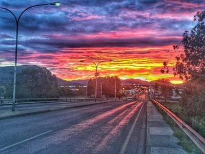 Komani Sunrise