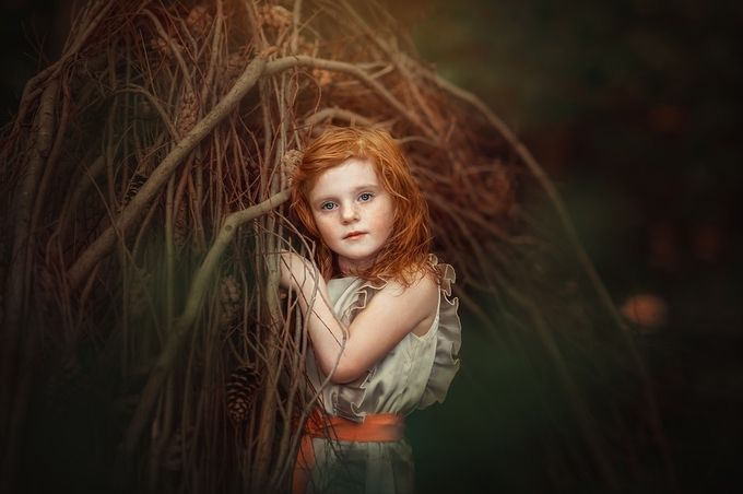 Little Pixie by emwillphotos - Red Hair Photo Contest