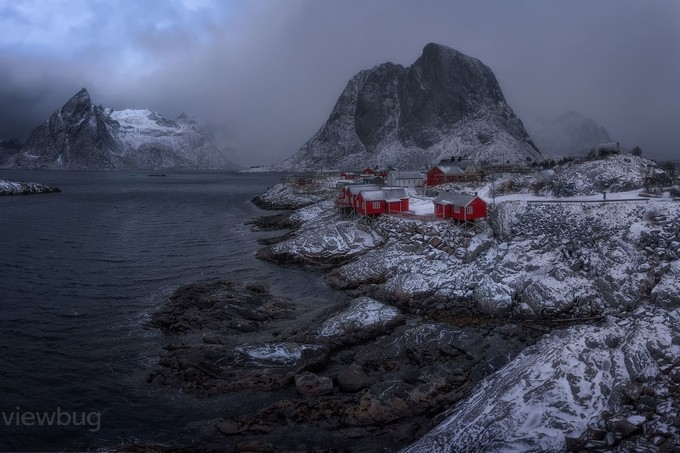 Reine by SalvaGarcia - Rugged Landscapes Photo Contest
