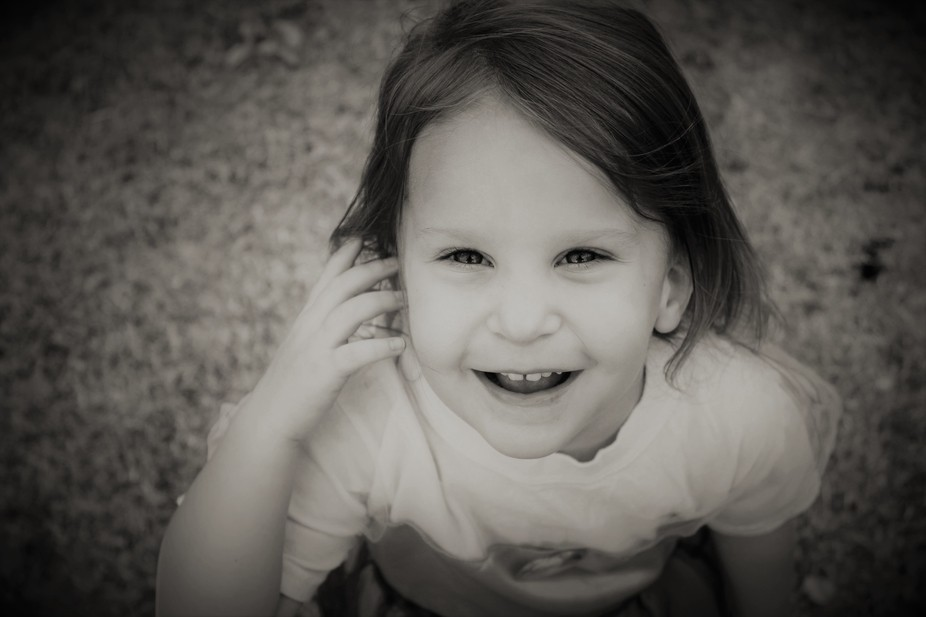 Nothing is more beautiful in the world than the smile of a child!
