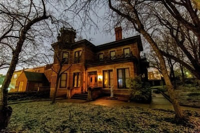 Cool old house