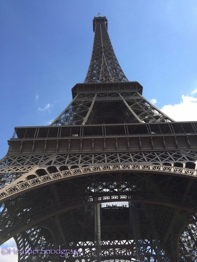 Eiffel Tower Perspective