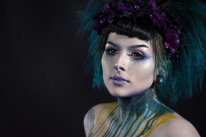 Ashley by adrianrichard - Paint And Makeup Photo Contest