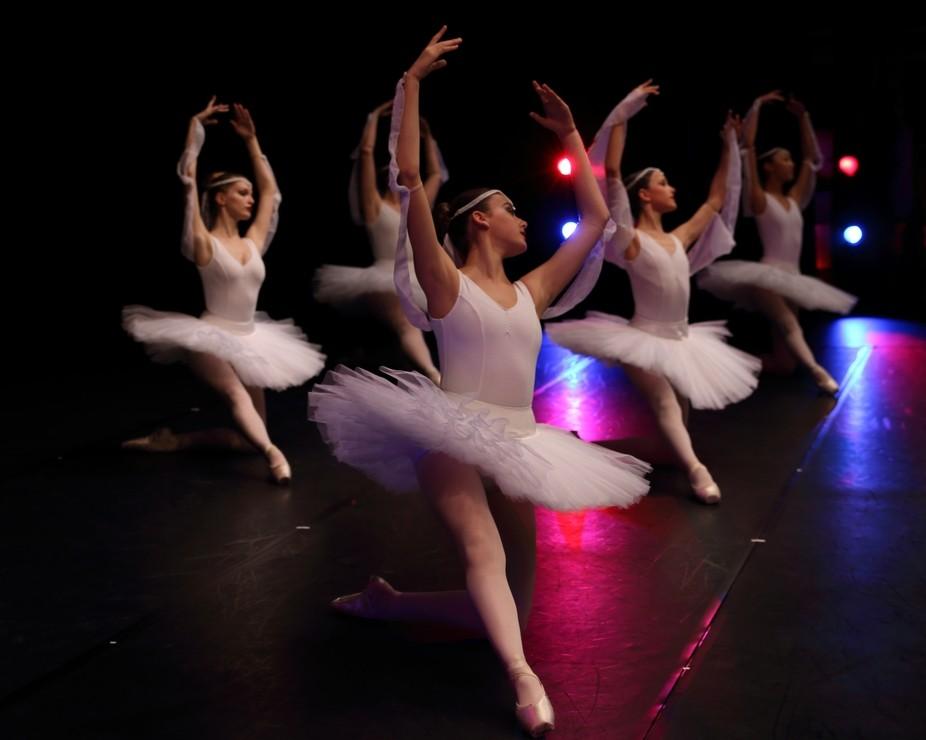 California Ballet School recital. Canon 70D f/2.8 1/125 ISO 100