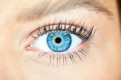 eye only