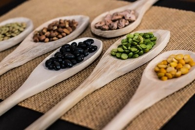 Legumes and Spoons