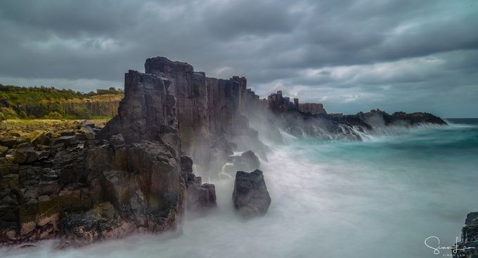 Kiama Australia by lamsj - Boulders And Rocks Photo Contest