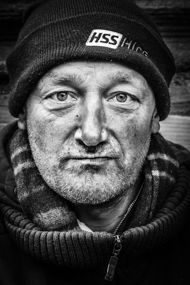 Homeless by chrispisuk - Anything People Photo Contest