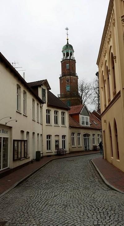 Leer, northern Germany 1