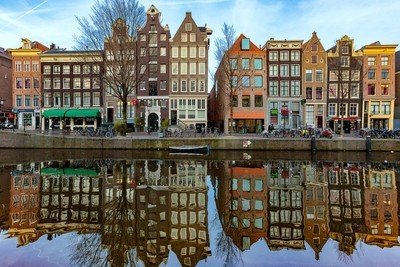 Reflecting on Amsterdam